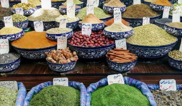 Comer en Iran, guía completa de la gastronomía de Iran - Viajar a Iran