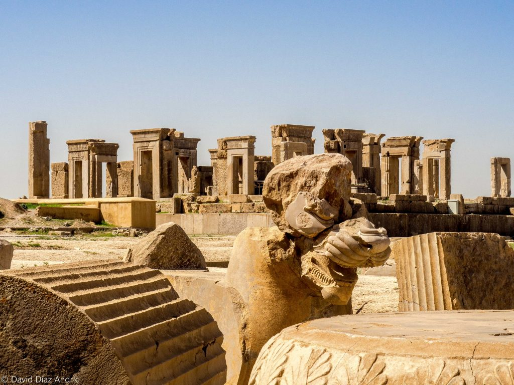 Persepolis Shiraz Iran Attractions