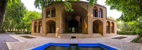 Jardines persas en ir n viajar a iran for Jarrones persas