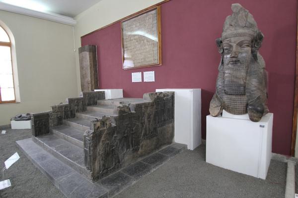 Turismo en Teheran, Museo nacional de Irán