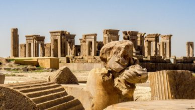 atracciones turisticas en iran