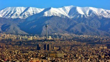 turismo en teherán
